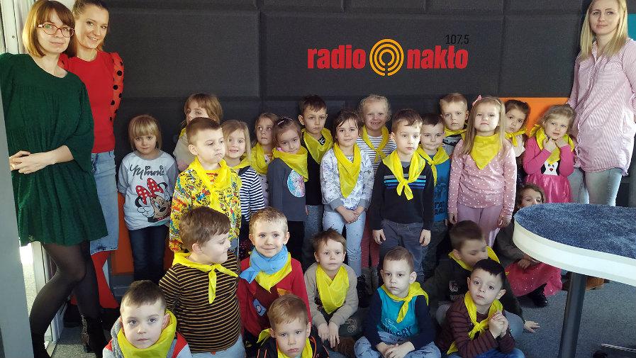 Dzieci w radiu