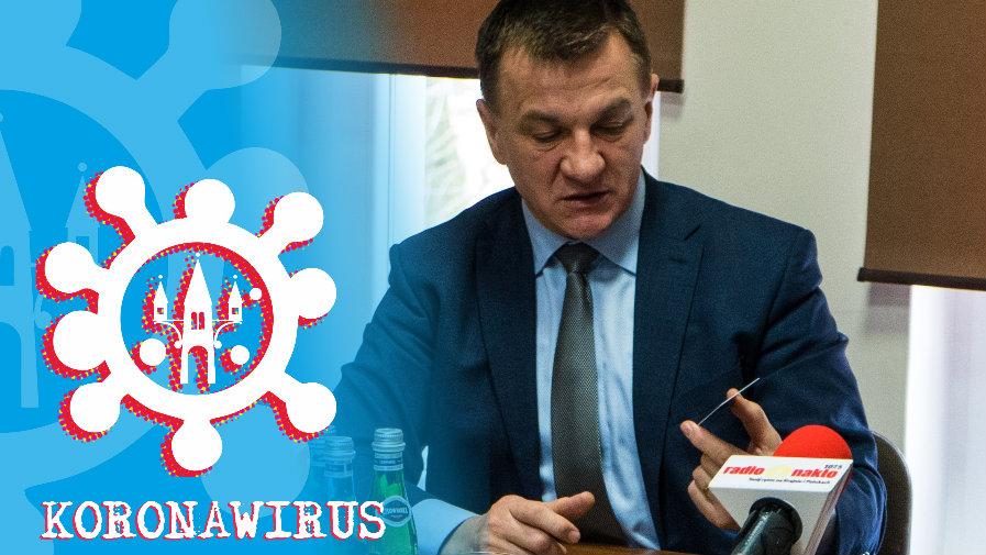 Burmistrz o sytuacji związanej z pandemią na terenie Gminy