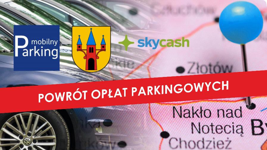 Parkingi płatne od 4 maja